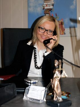 Rechtsanwältin Nadine Kelling